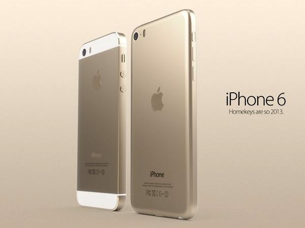 iPhone 6 Design Concept