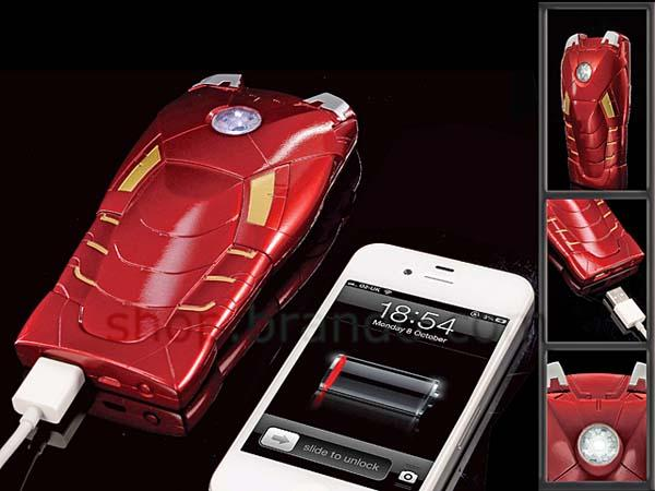 Iron Man 3 Armor Power Bank