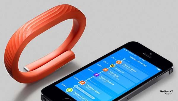 Jawbone UP24 Smart Wristband