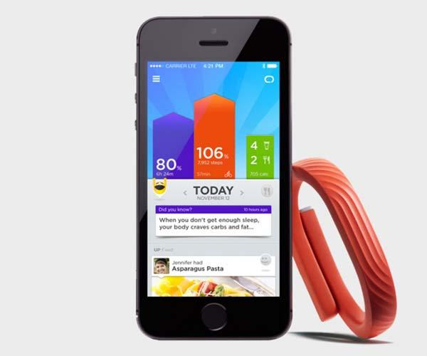 Jawbone UP24 Smart Wristband