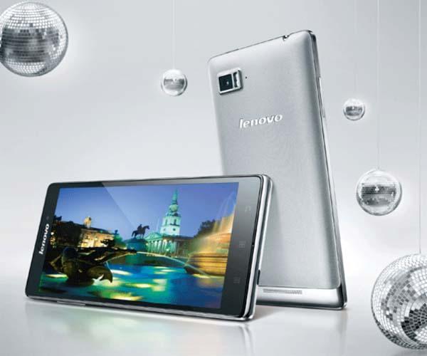 Lenovo Vibe Z Smartphone Announced