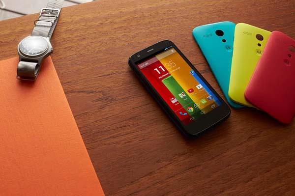 Motorola Moto G Android Phone Announced