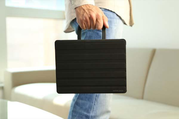 Native Union Gripster Wrap iPad Mini Case