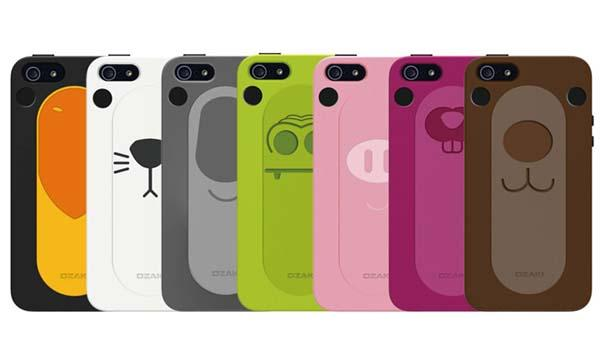 Ozaki O!coat FaaGaa iPhone 5s Case