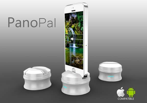 PanoPal Remote Control Motion Stand for Perfect Panorama