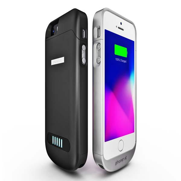 PhoneSuit Elite 5 iPhone 5s Battery Case