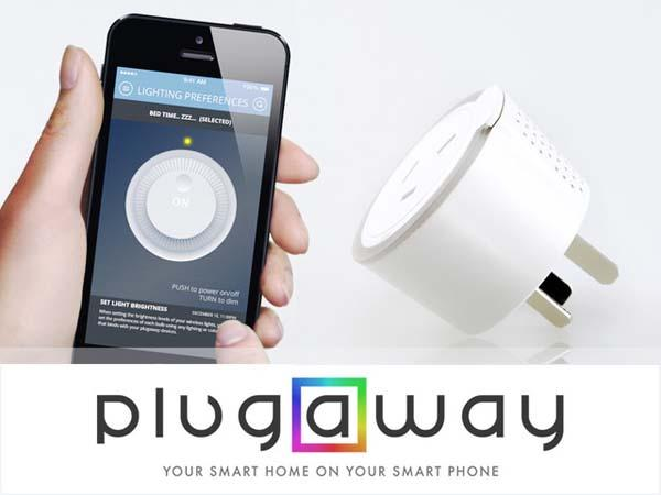 Plugaway A Smart Outlet