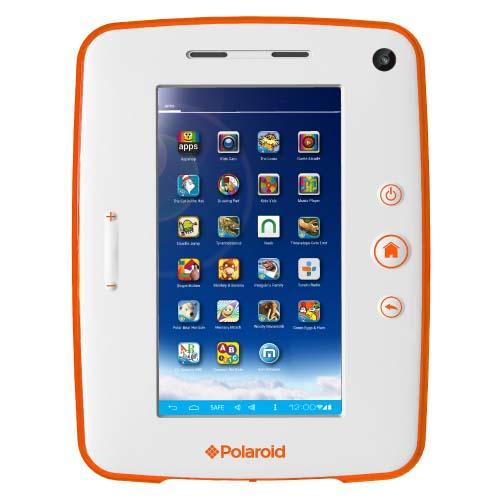 Polaroid Kids Tablet 2 Android Tablet Announced