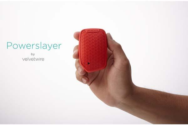 Powerslayer USB Charger Prevents Overcharging and Energy Waste