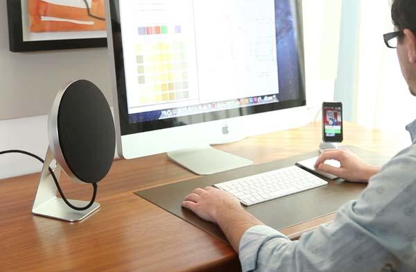 Proper Audio PA1 Mountable Bluetooth Wireless Speaker