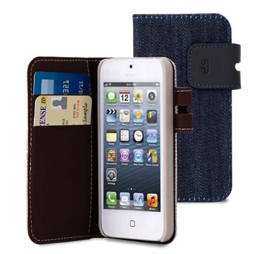 PureGear FabFolio iPhone 5s Case