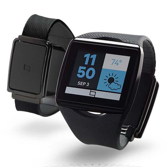Qualcomm Toq Smart Watch