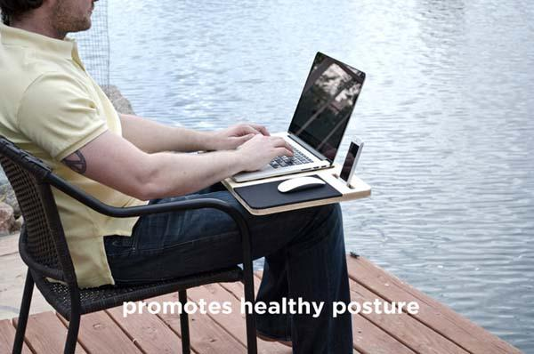 Slate Mobile AirDock for Laptop