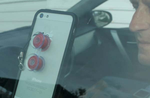 Sticko Tiny Sticky Phone Mount