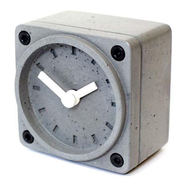 Timebrick Concrete Clock