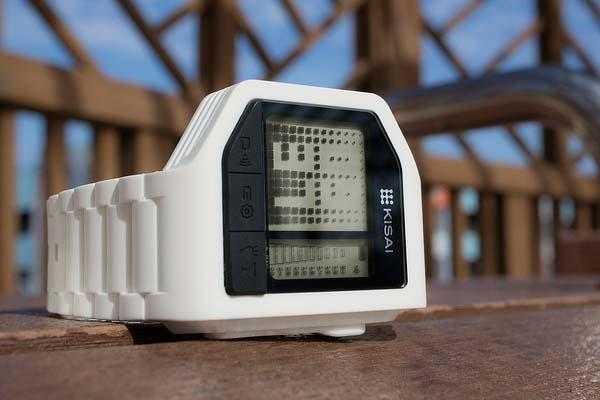 Tokyoflash Kisai Intoxicated Silicone LED Watch