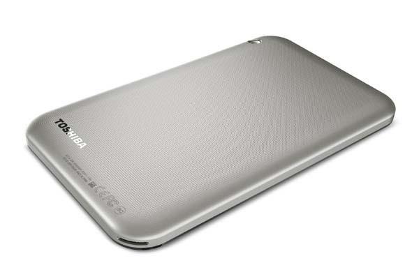 Toshiba Excite 7 Android Tablet Announced