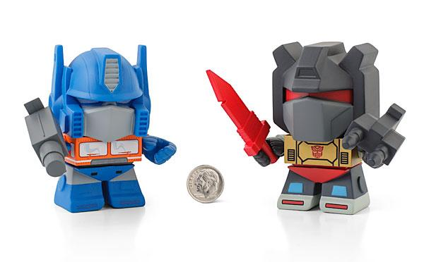 Transformers Collectible Mini Figures