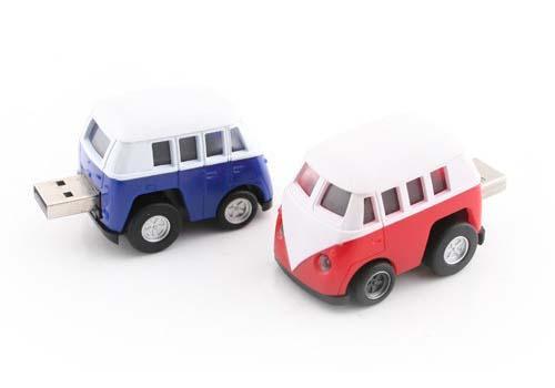 VW Bus USB Drive