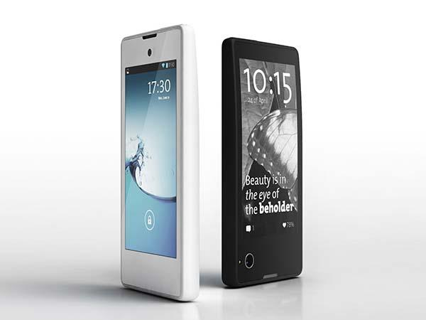 YotaPhone E-Ink & LCD Dual-Screen Android Phone