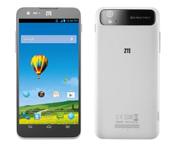 ZTE Grand S Flex Android Phone Announced