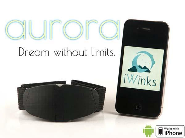 Aurora Smart Dreaming Headband