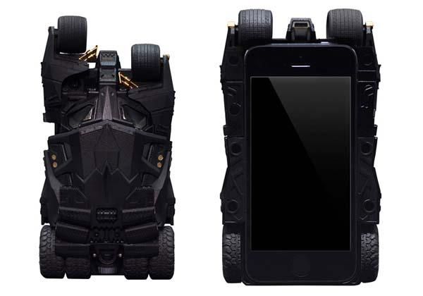 Batman Tumbler Batmobile iPhone 5s Case