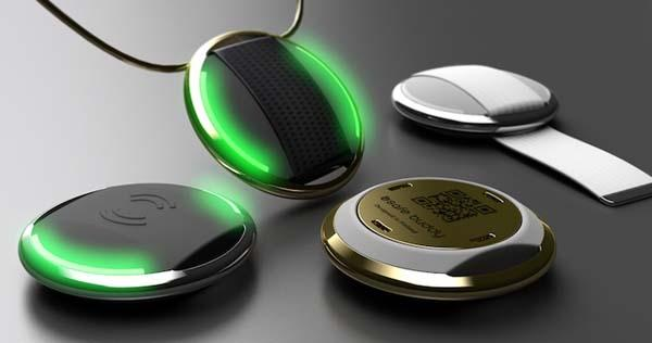 BiiSafe Buddy Wireless Locator and Tracker