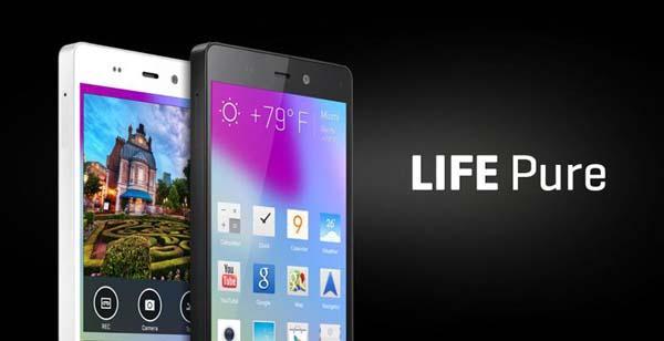 BLU Life Pure Android Phone Announced