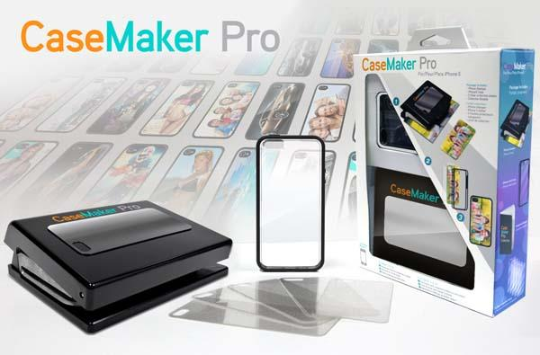 Case Maker Pro Kit for Customizable iPhone 5s Case