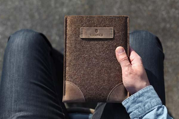 Cocones Wool Felt iPad Mini Case