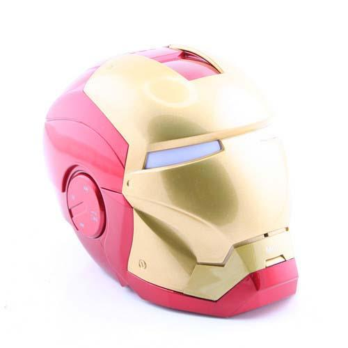 Iron Man Bluetooth Speaker