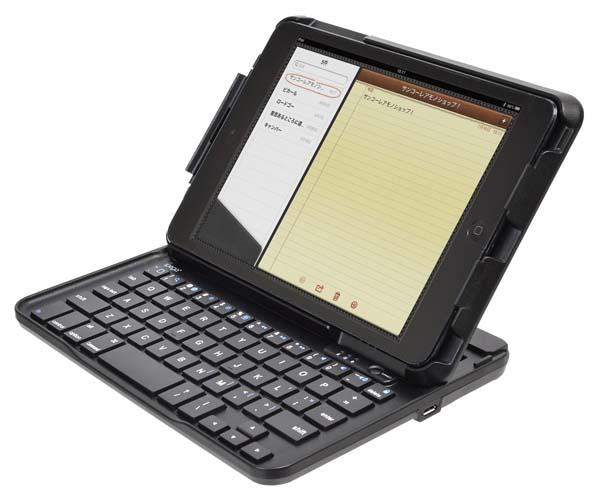 MiniBook Slider iPad Mini Keyboard Case