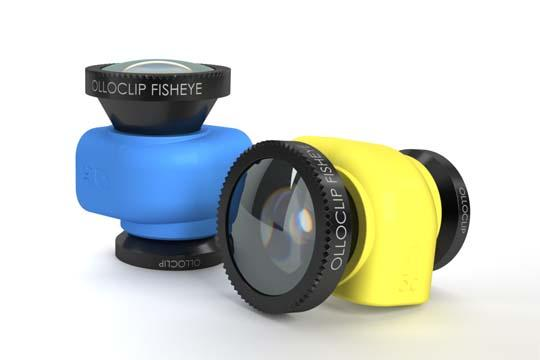 Olloclip 3-In-1 Phone Lens for iPhone 5c