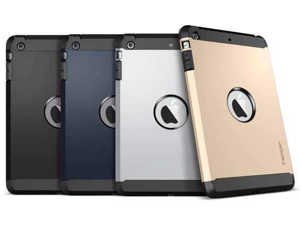 Spigen Tough Armor Retina iPad Mini Case