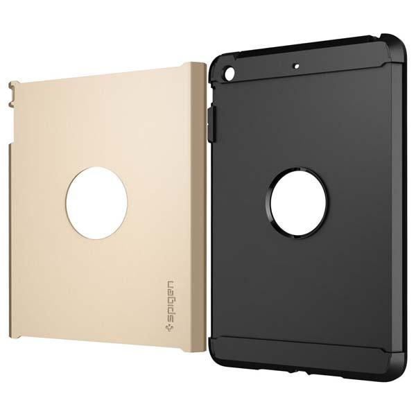 best service 58ce6 c58d9 Spigen Tough Armor Retina iPad Mini Case | Gadgetsin