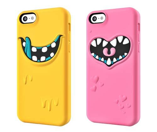 SwitchEasy Monsters iPhone 5c Case