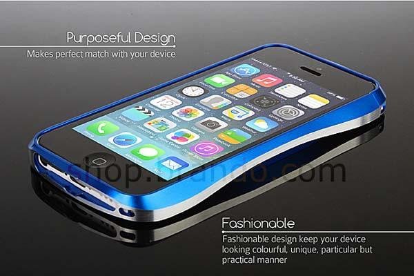 the metallic bumper iphone 5c case gadgetsin