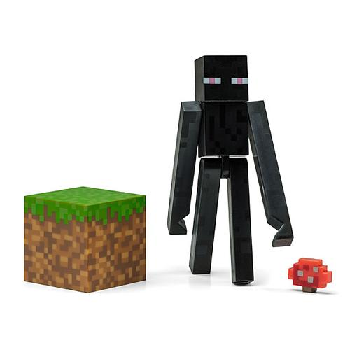 The Minecraft Mini Figures