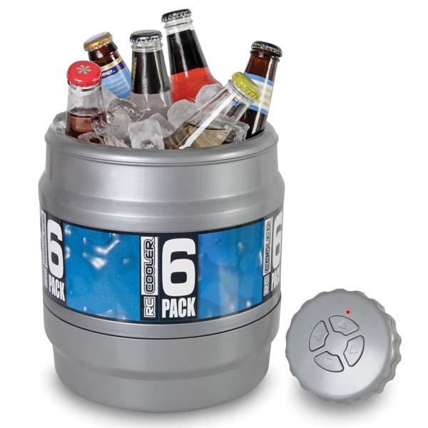 The RC Rolling Beverage Cooler