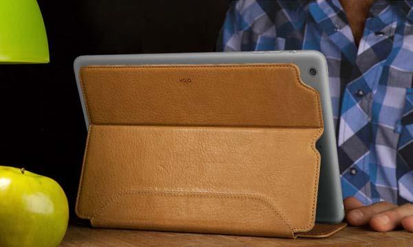 Vaja Nuova Pelle iPad Air Case