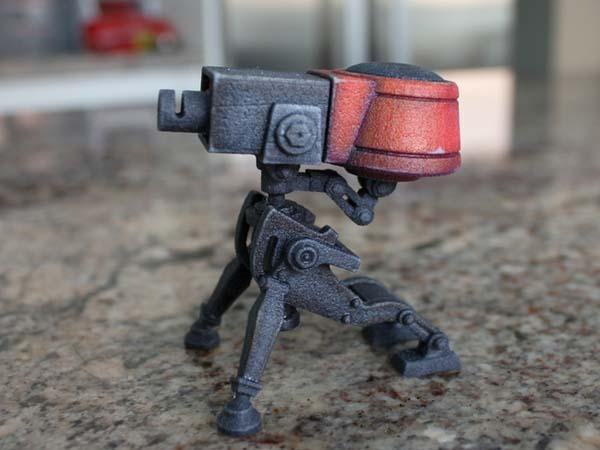Tf2 Sentry Gun Model Sentry Gun Mini Model is
