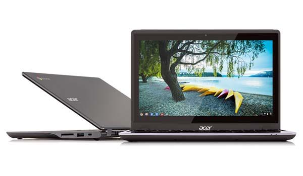 Acer C720P Chromebook Announced
