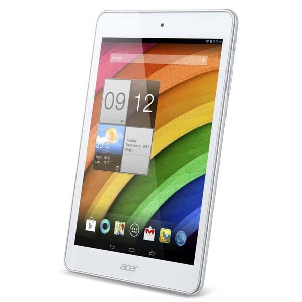 Acer Iconia A1-830 Android Tablet Announced