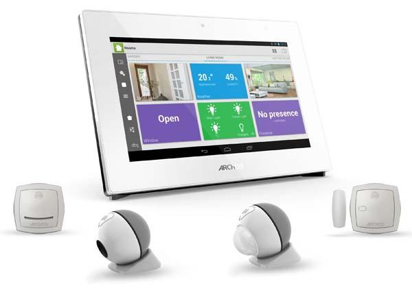 Archos Smart Home System Announced