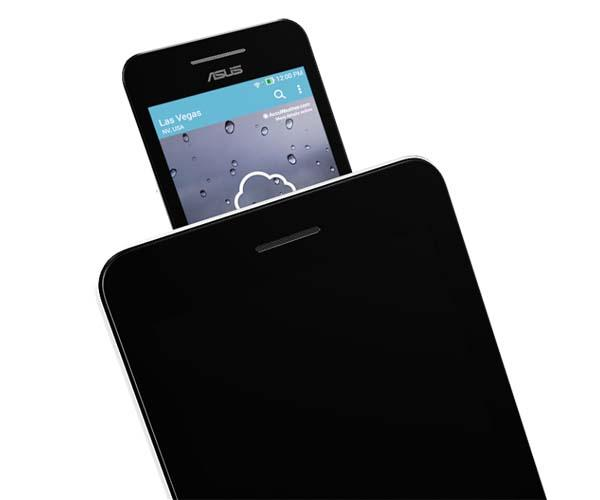 ASUS PadFone Mini Smartphone with Tablet Station Announced