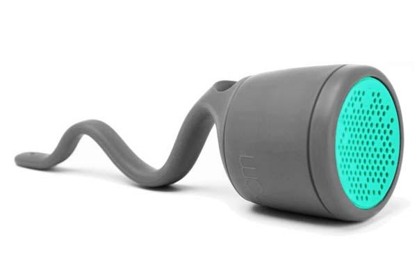 Boom Swimmer Waterproof Bluetooth Wireless Speaker