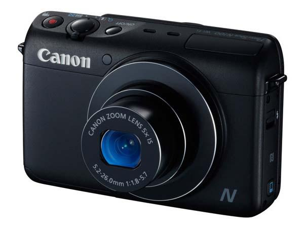 Canon PowerShot N100 Compact Camera Announced
