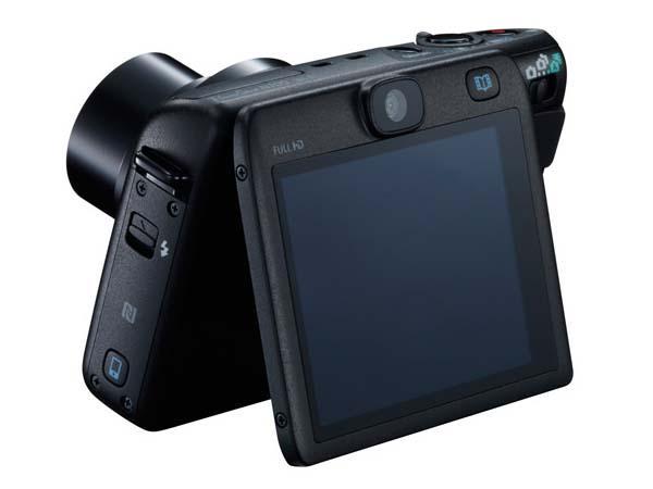 Canon PowerShot N100 Compact Camera