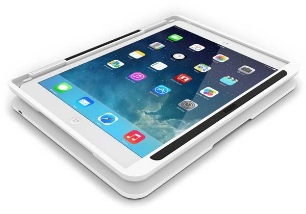 CruxCase Crux360 Keyboard Case for iPad Air